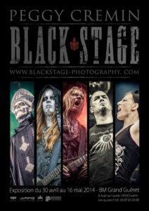 Exposition Blackstage - Festival Metal Culture(s), Peggy CREMIN expose du 30 avril au 16 mai