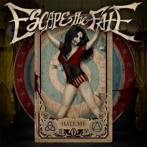 ESCAPE THE FATE - Nouvel album