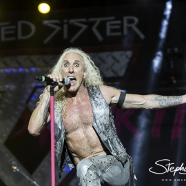 TWISTED SISTER - HELLFEST 2016