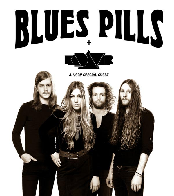 Blues pills