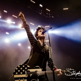 GREEN DAY @ Paris Accor Hotel Arena