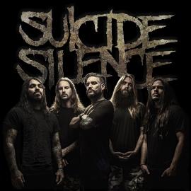 Suicide Silence - Suicide Silence - Artwork (Large)