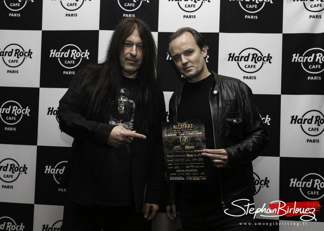 Rencontres hard rock
