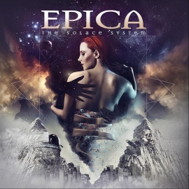 Epica - The Solace System - Artwork