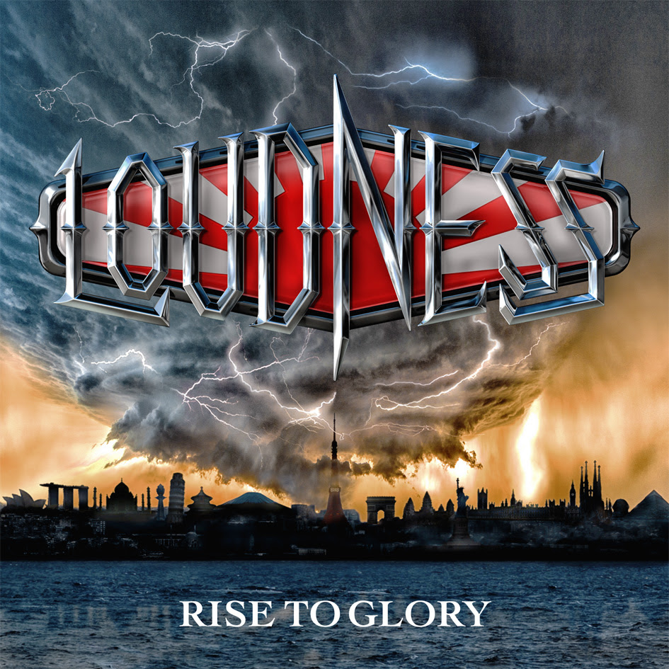 "loudness ""rise to glory"""