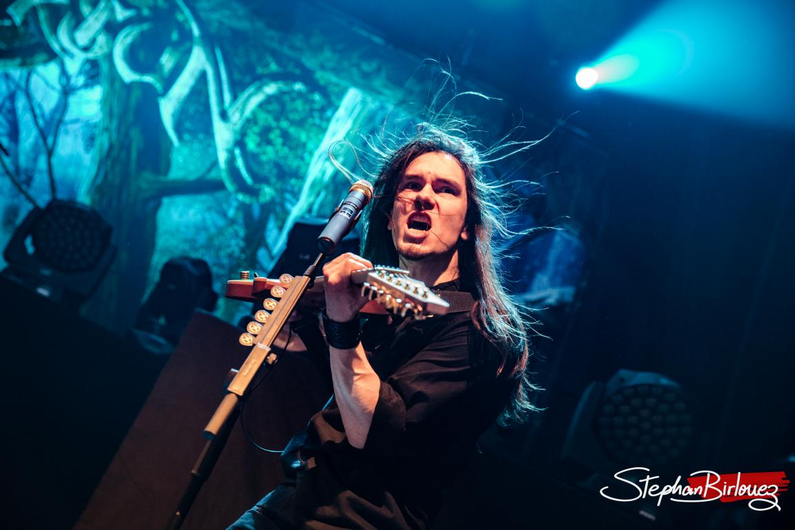 WINTERSUN @Le Bataclan Paris 2018