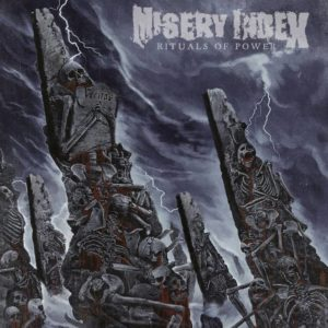 MISERY INDEX – Rituals Of Power
