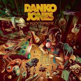 DANKO JONES- A Rock Supreme