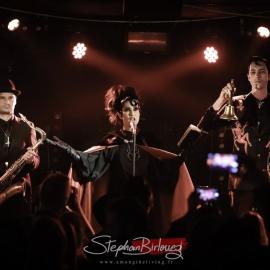 TWIN TEMPLE @Le Backstage Paris