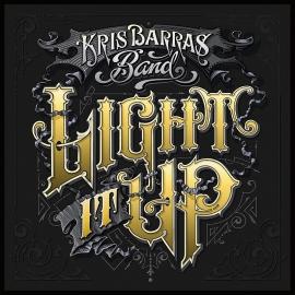 Kris Barras - Light It Up