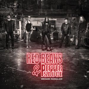 Red Beans & Pepper Sauce - Mechanic Marmalade