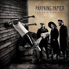 parpaing papier