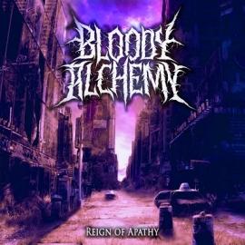 bloody alchemy