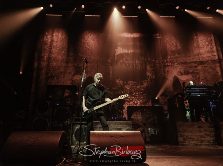 THE STRANGLERS @ l'Olympia Paris
