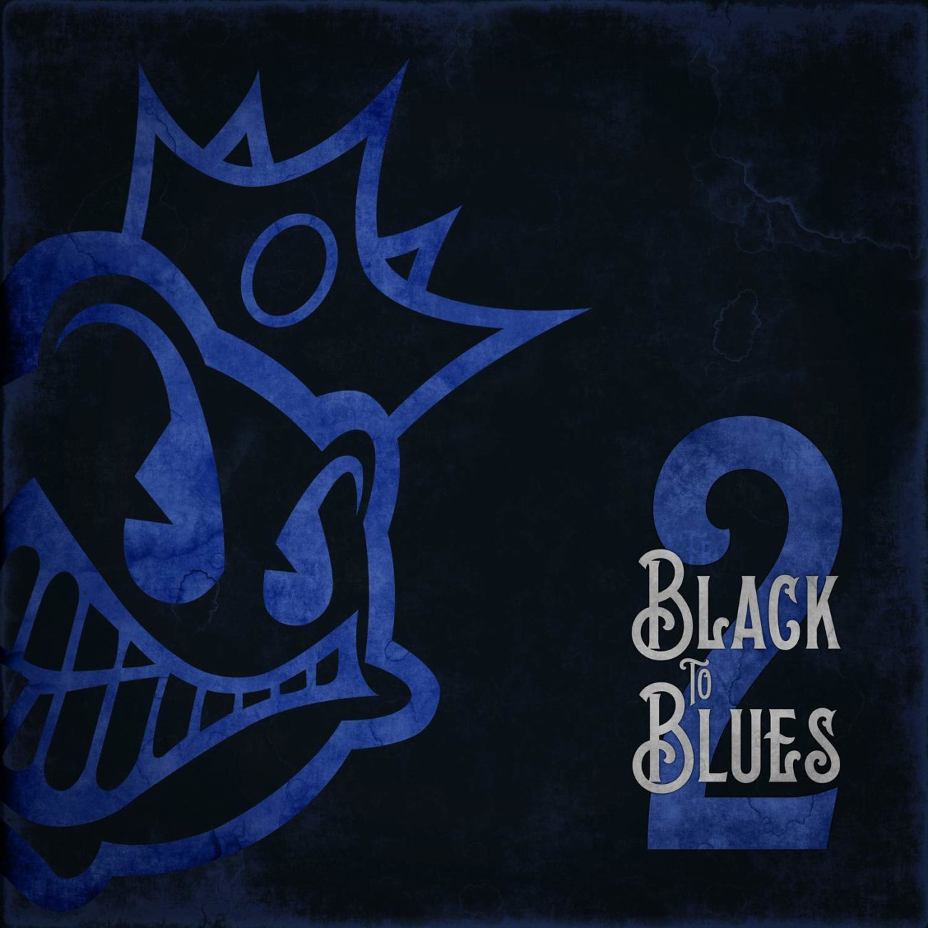 BLACK STONE CHERRY - BLACK TO BLUES - Vol. II
