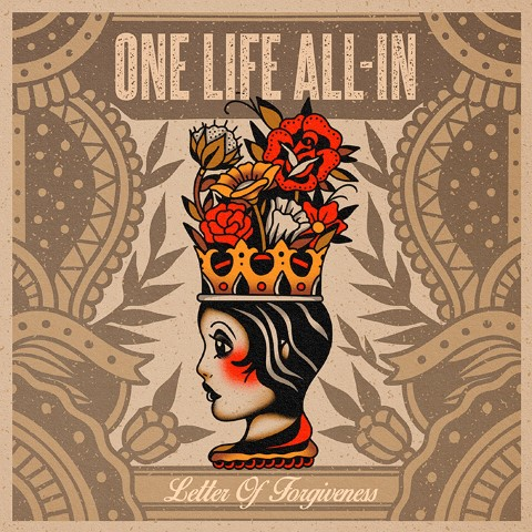 ONE LIFE ALL-IN – Letter Of Forgiveness (EP)