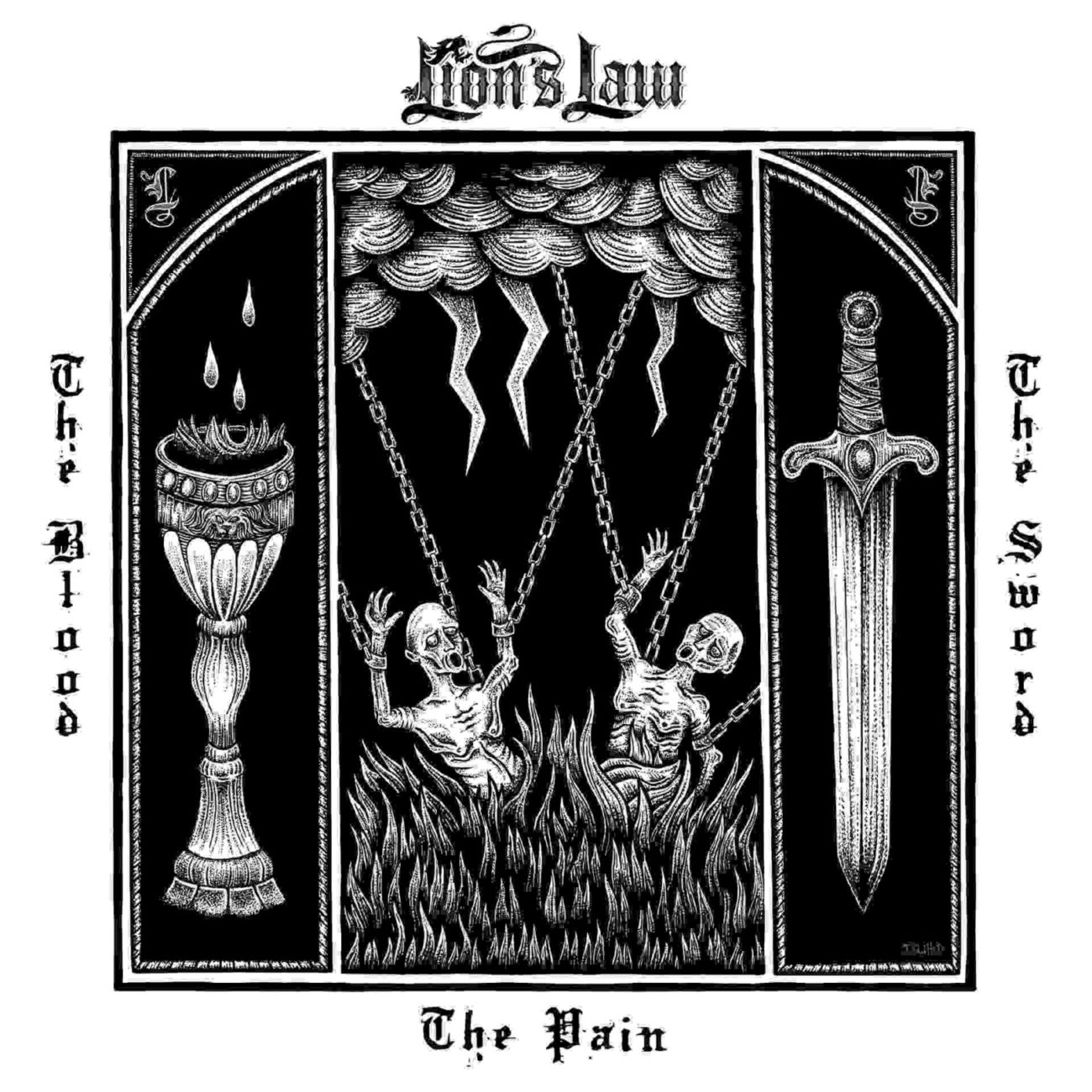 Lion's Law – The Pain, The Blood and The Sword