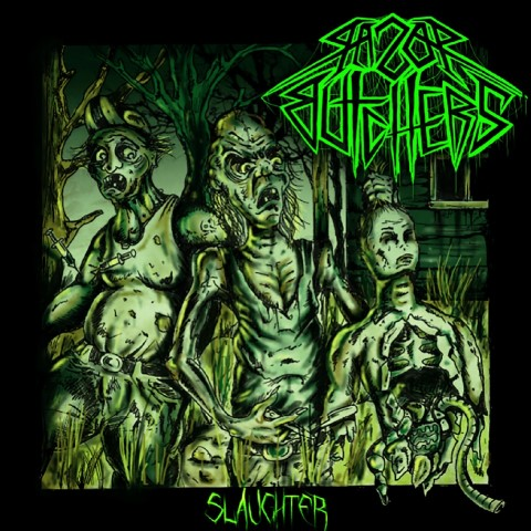 RAZOR BUTCHERS – Slaughter