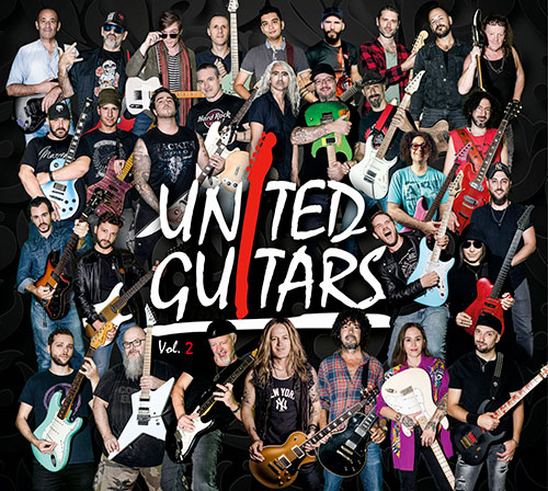 « United Guitars Vol. 2 »