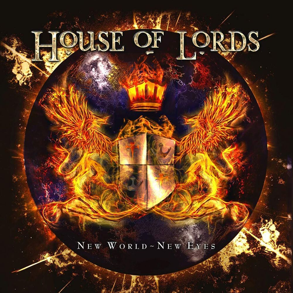House of Lords – New World/New Eyes