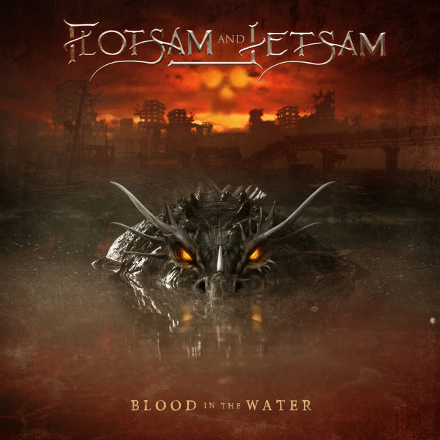 FLOTSAM AND JETSAM BLOOD IN WATER