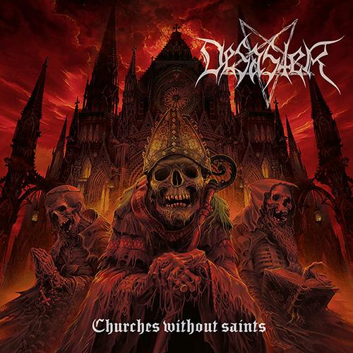 DESASTER - Churches Without Saints